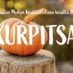 Krekilän Myllyn Kesäteatteri esittää: Kurpitsa