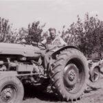 Sarka-sunnuntai: Ensimmäinen traktorini