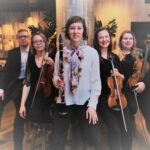 Tiistaikonsertti: Neue Quartet & Heli Palomaa: Romantiikan taikaa